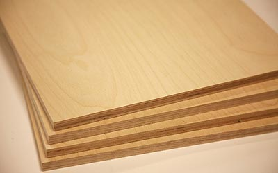 The Hardwood Centre has a wide selection of Baltic Birch Plywood products