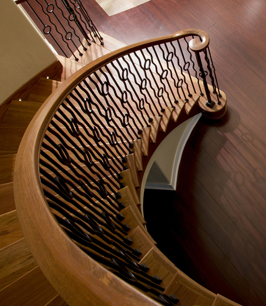 Stair Parts and Packages at The Hardwood Centre
